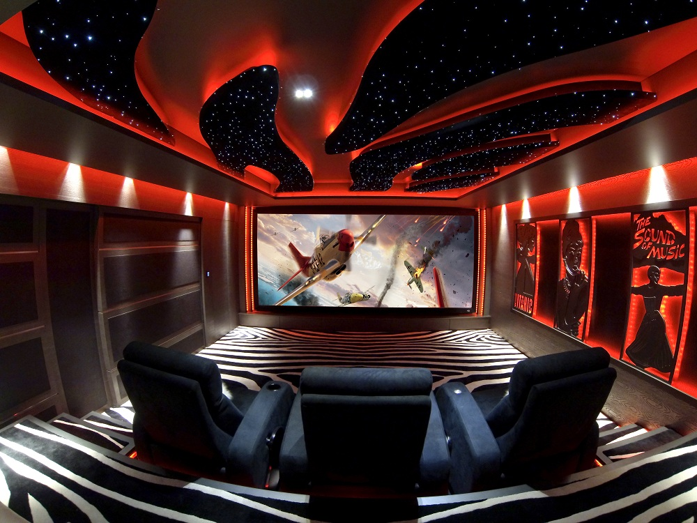 d box seats for home theatre. Black Bedroom Furniture Sets. Home Design Ideas
